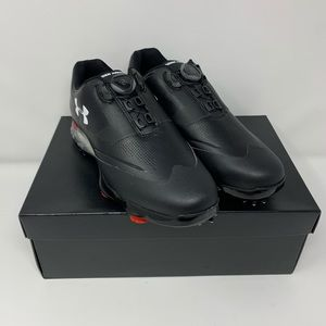 Under Armour UA Tour Tips BOA X-Wide Golf Shoes